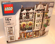 Lego ® Creator 10185 Green Grocer nuevo embalaje original New misb NRFB