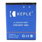 Accu Akku Batterie für Sony Ericsson Yari U100i / Cedar J108i / Hazel J20i Handy