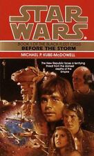 Before the Storm (Star Wars: The Black Fleet Crisis) by Kube-Mcdowell, Michael