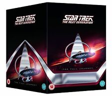 COFANETTO DVD - STAR TREK NEXT GENERATION SERIE COMPLETA STAGIONE 1 2 3 4 5 6 7