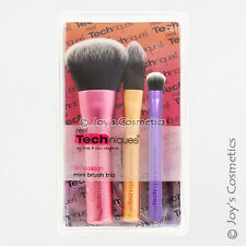 "1 REAL TECHNIQUES Mini Makeup Brush Trio ""RT-1416""   *Joy's cosmetics*"