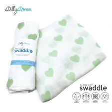 Love SilkySoft Swaddle Bamboo Blankets - ON 30% SALE