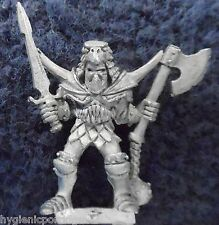 1985 Chaos Thug 0212 07 Games Workshop Citadel Warhammer Army Marauder Fighter