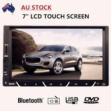 7'' 2 DIN Car Stereo Bluetooth Radio In Dash AUX USB SD FM MP5 MP3 Player Touch