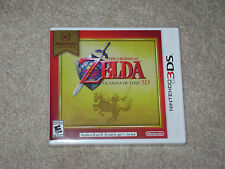 THE LEGEND OF ZELDA OCARINA OF TIME...NINTENDO 3DS...**SEALED**BRAND NEW**!!!!