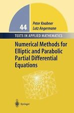 Numerical Methods for Elliptic and Parabolic Partial Differential Equations...
