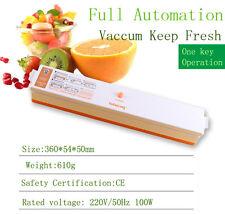 Freshpack Automatic Vacuum Food Sealer Packing Machine Sealing Kitchen Bag seal