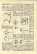1888 Construction Of Furnaces For Burning Liquid Fuel