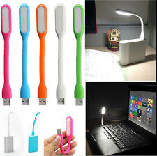 Flexible USB LED Light Lamp 4 Computer Keyboard Study Reading Notebook Laptop