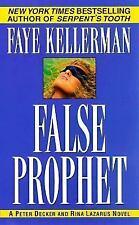 BUY 2 GET 1 FREE False Prophet by Faye Kellerman (1998 Paperback)