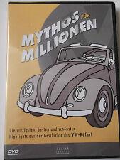 Mythos für Millionen - Die Geschichte des VW Käfer - Highlights - Spots - OVP!!!