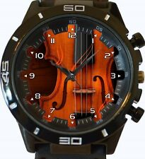 Violin Player Lover New Gt Series Sports Unisex Watch