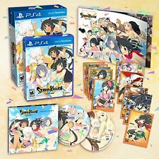 Senran Kagura Estival Versus - Endless Summer Edition - PlayStation 4 PS4 New
