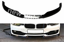 Carbon Fiber Front Lip Spoiler for 2012-2015 BMW F30 3 Series 320i 328i 335i