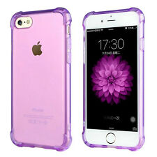 iPhone 7 Plus Cover Case Handphone Case TPU Silicon Case - Purple