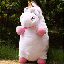 """New 42cm/16.5"""" Despicable Me 2 Fluffy Unicorn Stuffed Soft Plush Doll Toy Gift"""
