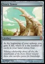 *MRM* ENG Tour d'ivoire (Ivory tower) MTG From the vault