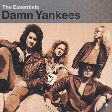 DAMN YANKEES - THE ESSENTIALS (RM) - CD