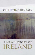 A New History of Ireland, Christine Kinealy, New Book
