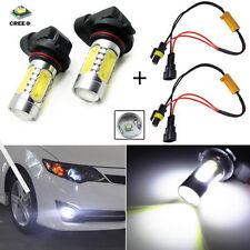 2Pcs CREE 9006 HB4 LED Bright White 11W Fog Light Driving Bulb For VW AUDI