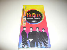 THE BEATLES Capitol Albums VOL 1 Japan 4 CD Boxset '64 Box Set
