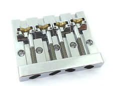 Hipshot Chrome KICKASS ™ Bass Bridge for Top Load Fender P/Jazz Bass® 5K400C