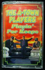 The A-Town Players Playin' For Keeps Cassette Tape Album New Sealed