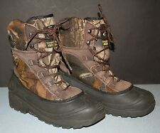 Men's Herman Survivors Ripsaw Winter Hunting Boots 400 gram Insulated Camouflage