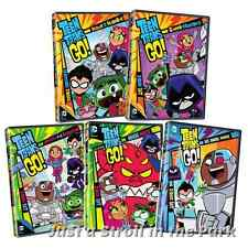 Teen Titans Go! Animated Series Complete Seasons 1 2 + 3 Part 1 Box/Dvd Set(s)