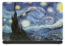 15,6 pollici Van gogh-starry NOTTE-Laptop / vinile / decalcomania / adesivo / cover-vg03