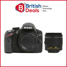 Nikon D3200 Digital SLR Camera Body + 18-55mm VR Lens + 3 Year warranty IN UK