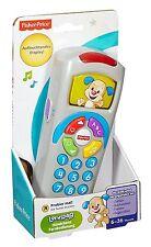 Mattel Fisher-Price Lernspaß Fernbedienung Kinder-Rollenspiele Haushaltsspielzeu