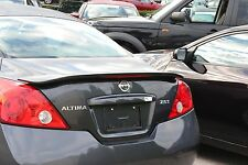 Painted Factory Style Spoier -  Fits the 2012 2013 2014 Nissan Altima Coupe