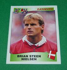 N°285 NIELSEN DANMARK PANINI FOOTBALL UEFA EURO 96 EUROPE EUROPA 1996