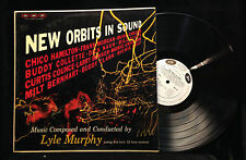Lyle Murphy-New Orbits In Sound-GNP 33-CURTIS COUNCE CHICO HAMILTON