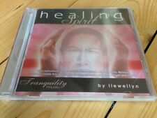 HEALING SPIRIT MUSIC CD LLEWELLYN RELAXATION MEDITATION THERAPY 5029344224922