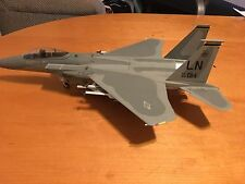 Franklin Mint Armour F15 Eagle  1:48 Scale die cast With Tremendous Detailed