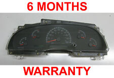 99 00 01 02 Ford E-150 250 350 Pickup Expedition Instrument Cluster NO TACHO