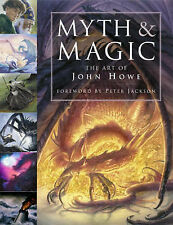 Myth and Magic: The Art of John Howe, , New Condition