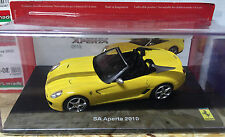 "DIE CAST "" SA APERTA 2010  "" FERRARI GT COLLECTION  SCALA 1/43"