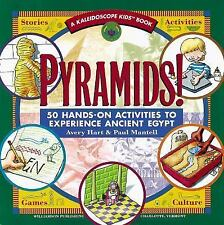 Pyramids!: 50 Hands-On Activities to Experience Ancient Egypt (Kaleidoscope Kids