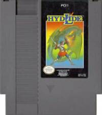 Hydlide - Great Rpg NES Nintendo Game