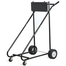 Outboard Boat Motor Trolling Stand Carrier Cart Dolly Storage Heavy Duty 315 lb