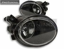 BMW E46 E39 M3 M5 Set Sport Package Fog Lights Clear Fogs with free bulbs NSW M