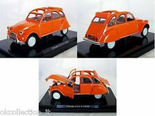 1:24 _ CITROEN 2 CV 4 - 1976 (Quattroruote collection)