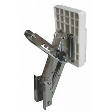 Stainless Steel Outboard Lifting Bracket With Plastic Pad (Up to 35KG)