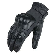 Condor Outdoor Military Syncro Touch-Screen Friendly Tactical Glove Black Large