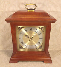 Seiko Quartz Clock Orignal Box and Packing Runs Chimes and Strikes Westm Whittin