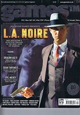 L.A. NOIRE / EPIC MICKEY / DRAGON AGE Games TM Magazine no. 104