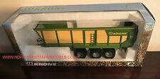 ROS 1/32 SCALE KRONE TX 560 D TRIPLE AXLED SILAGE TRAILER (MIB)